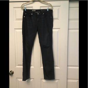 Stevie Slim Straight Jeans